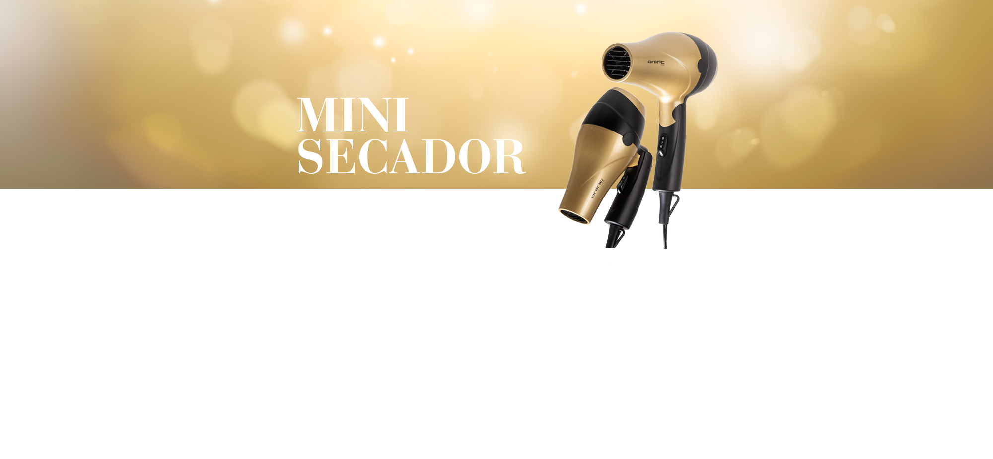 Mini Secador Plegable